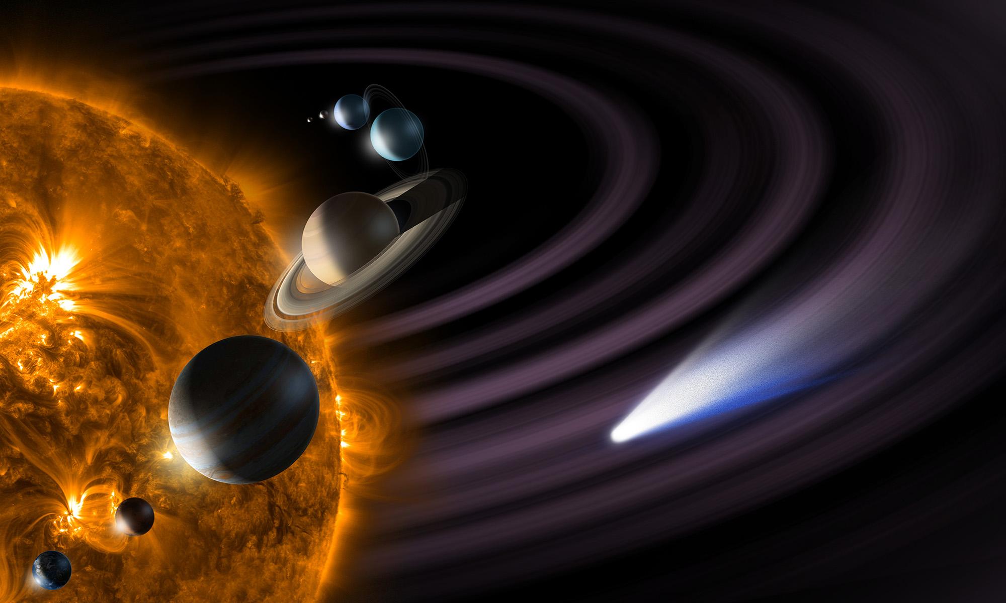 Parking Lot Solar System